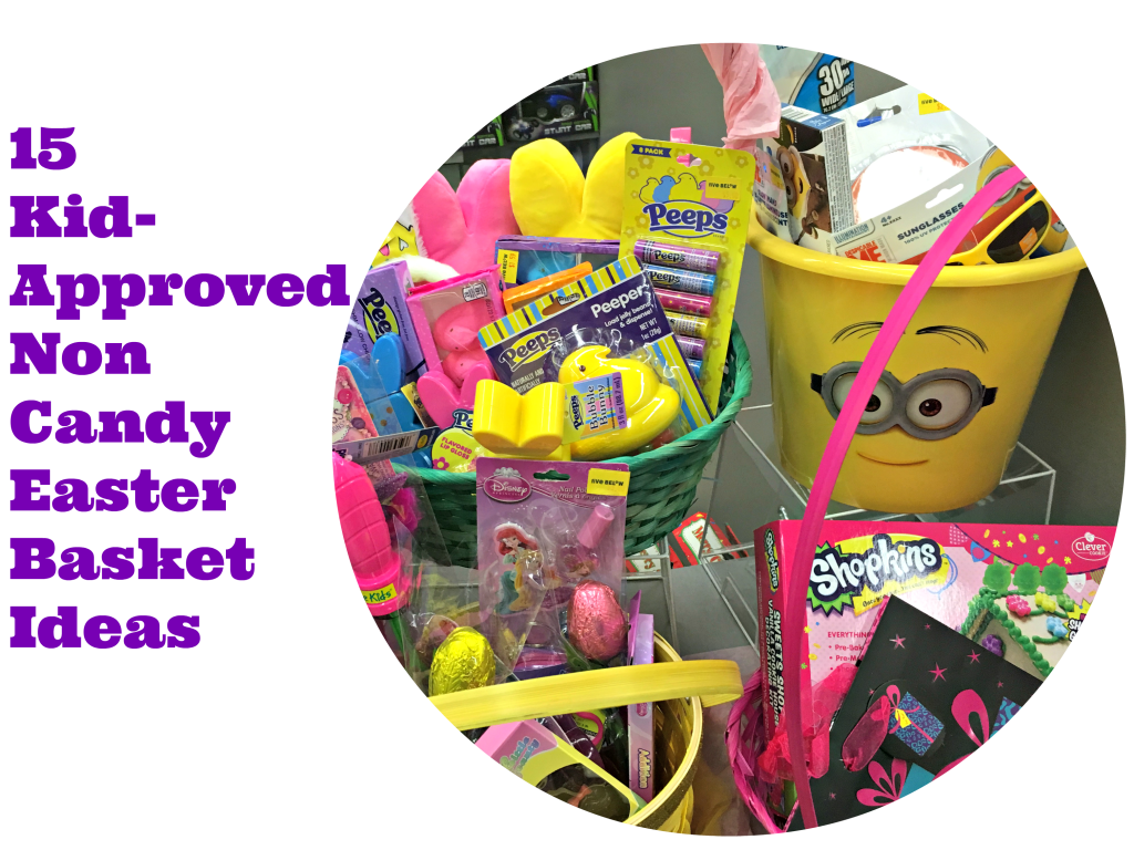 15 Kid Approved Non Candy Easter Basket Ideas