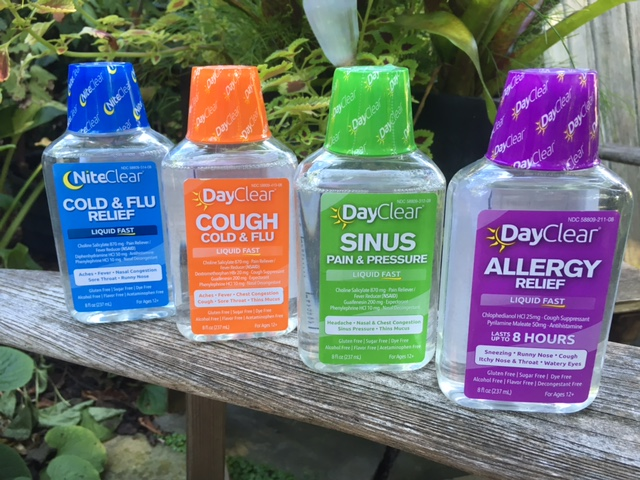 Battle colds and allergies with dayclear a gluten free sugar day clear varieties negle Choice Image