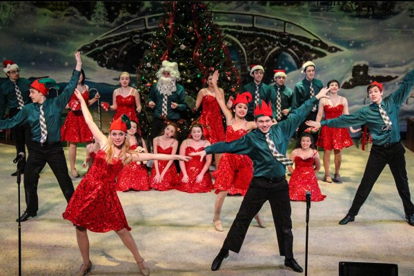 """The Upper Darby Summer Stage Shooting Stars present a """"Holiday Spectacular!"""" 12/16 & 12/17"""