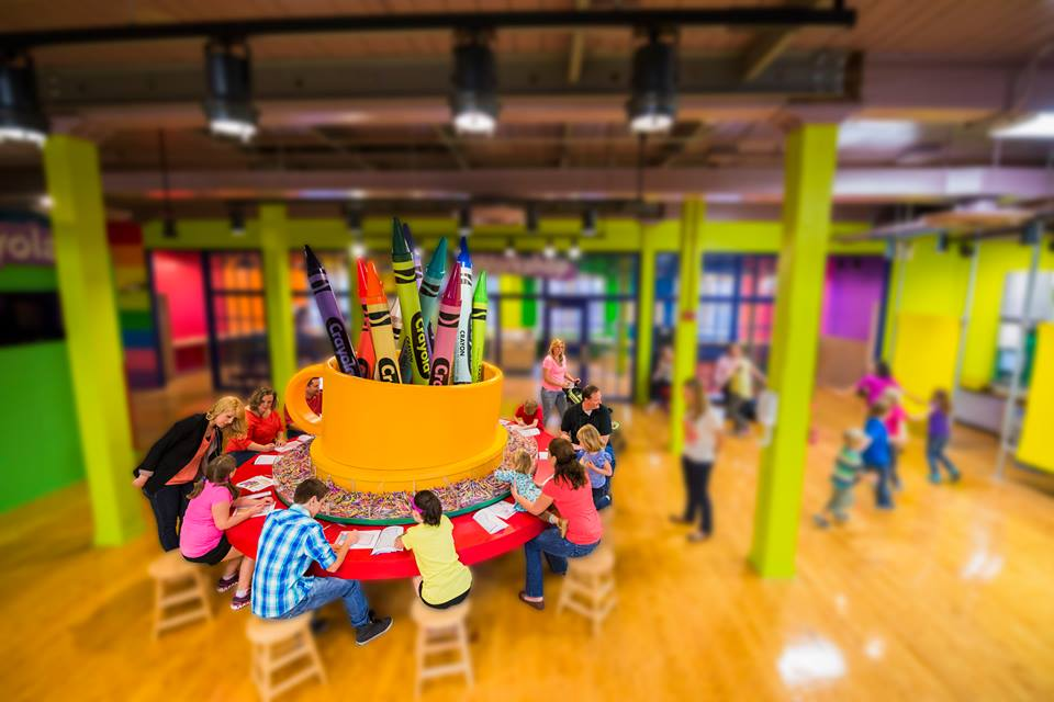 Crayola Experience coupon for discount admission tickets. This coupons offer is the way to save money on your next Crayola Experience visit in Easton PA.