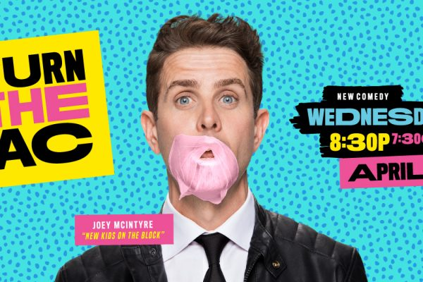Meet NKOTB's Joey McIntyre at Xfinity King of Prussia 3/31 and Cherry Hill 4/1
