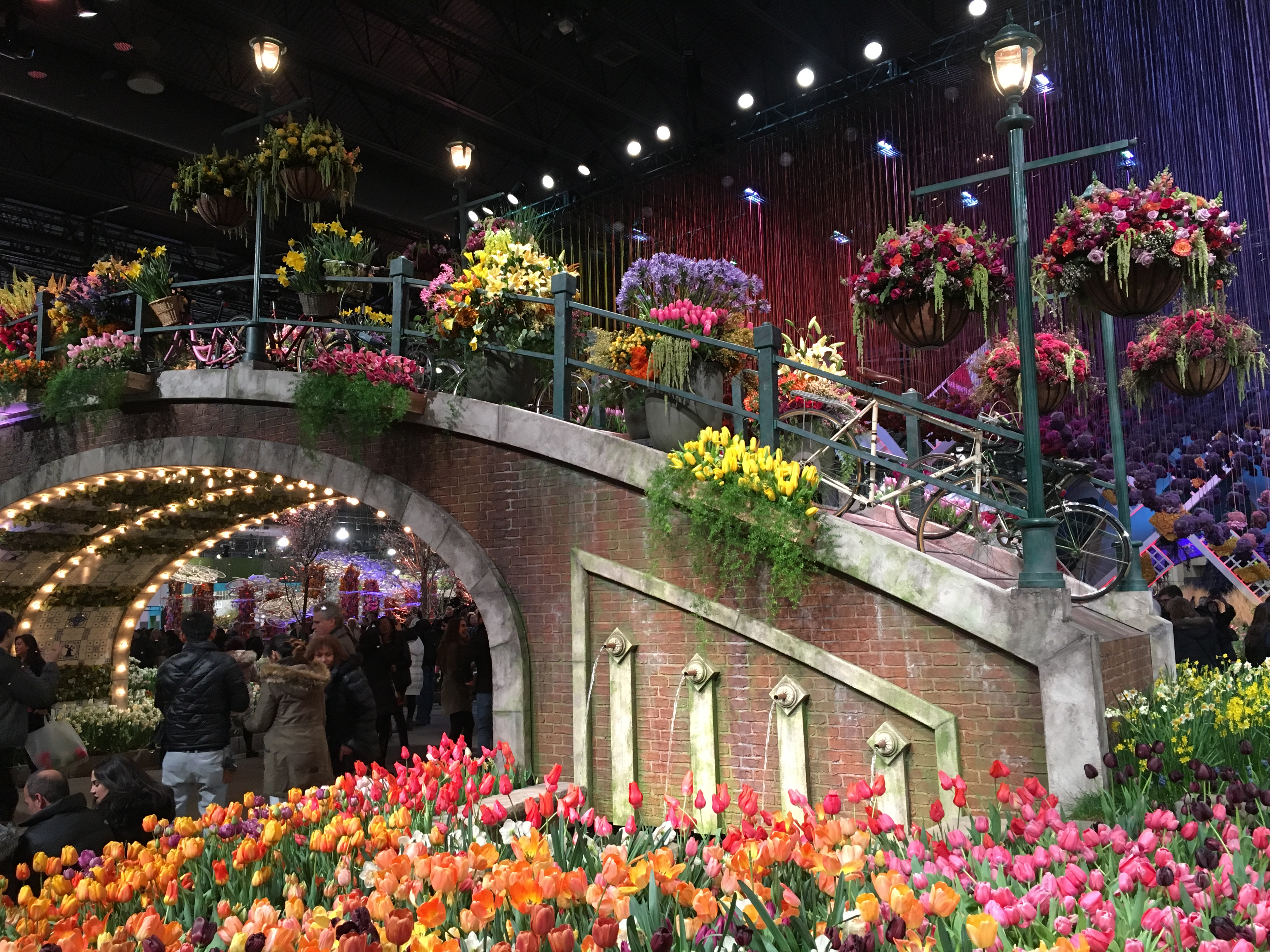 The 2017 Philadelphia Flower Show is Blooming with Exhibits the Whole Family