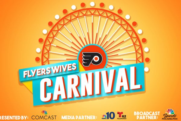 Flyers Wives Carnival Set for Sunday November 19th at Wells Fargo Center in Philadelphia {& a Ticket Giveaway}